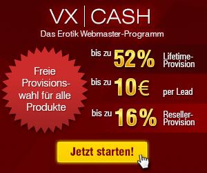 VX-Cash Partnerprogramm